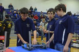 Weekly Update: VEX Robotic Competition!