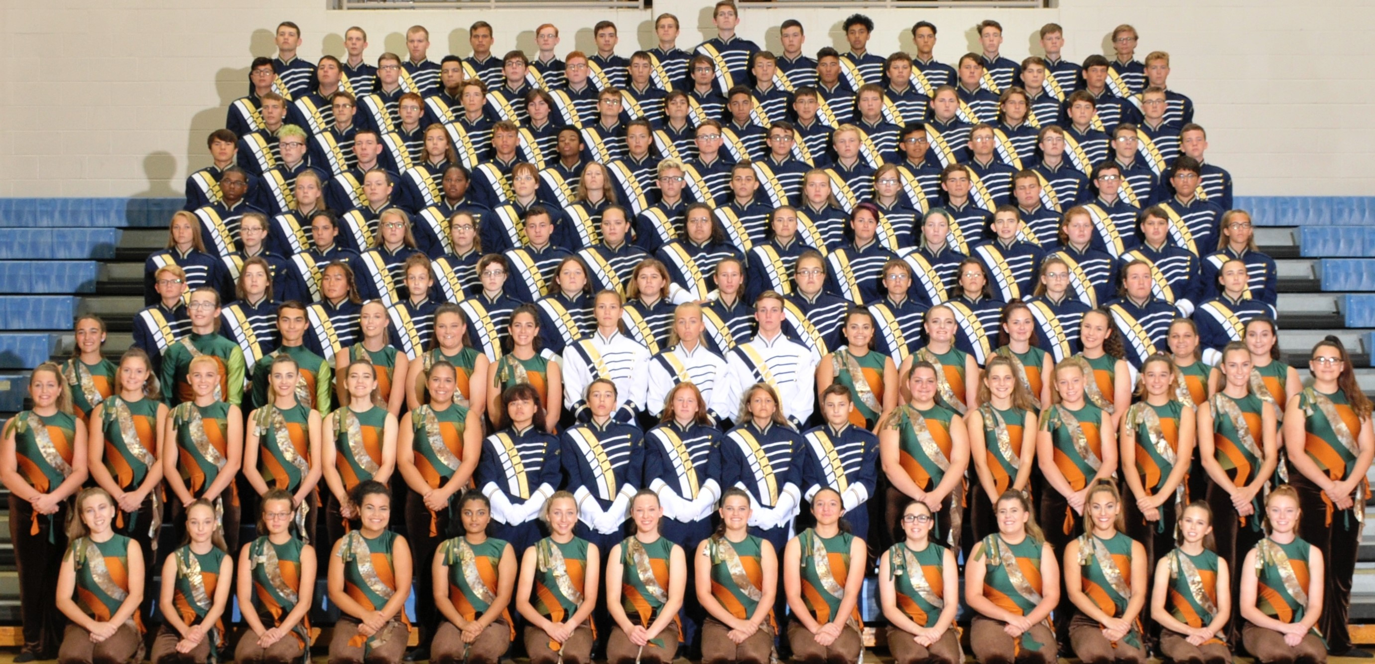 SFAHS Band Receives National Recognition