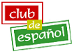 """Spanish Club"" in red and green boxes"